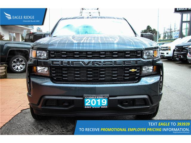 2019 Chevrolet Silverado 1500 Silverado Custom (Stk: 99211A) in Coquitlam - Image 2 of 15