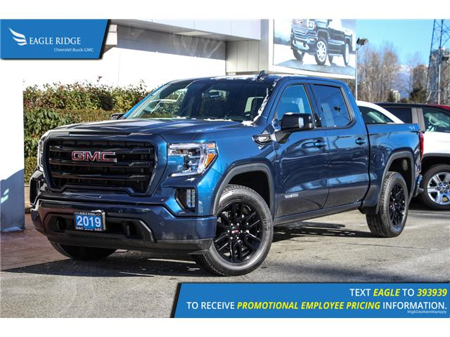 2019 GMC Sierra 1500 Elevation (Stk: 98222A) in Coquitlam - Image 1 of 17