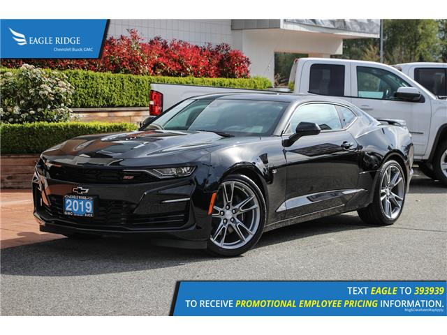 2019 Chevrolet Camaro 2SS (Stk: 93010A) in Coquitlam - Image 1 of 17