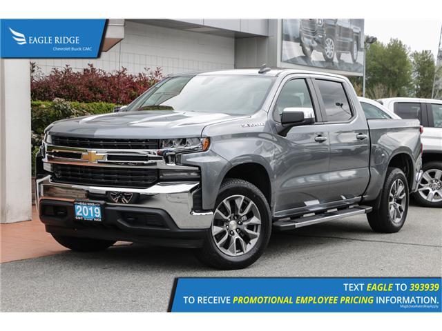 2019 Chevrolet Silverado 1500 LT (Stk: 99250A) in Coquitlam - Image 1 of 17