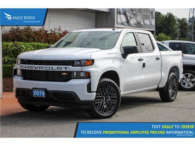 2019 Chevrolet Silverado 1500 Silverado Custom (Stk: 99248A) in Coquitlam - Image 1 of 16