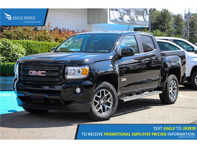 2019 GMC Canyon All Terrain w/Cloth (Stk: 98037A) in Coquitlam - Image 1 of 16