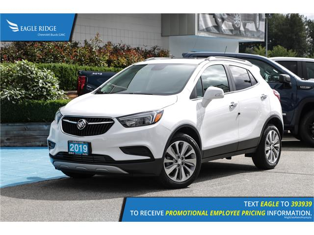 2019 Buick Encore Preferred (Stk: 96614A) in Coquitlam - Image 1 of 17