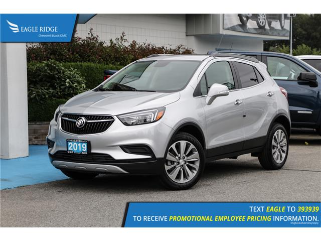 2019 Buick Encore Preferred (Stk: 96618A) in Coquitlam - Image 1 of 17