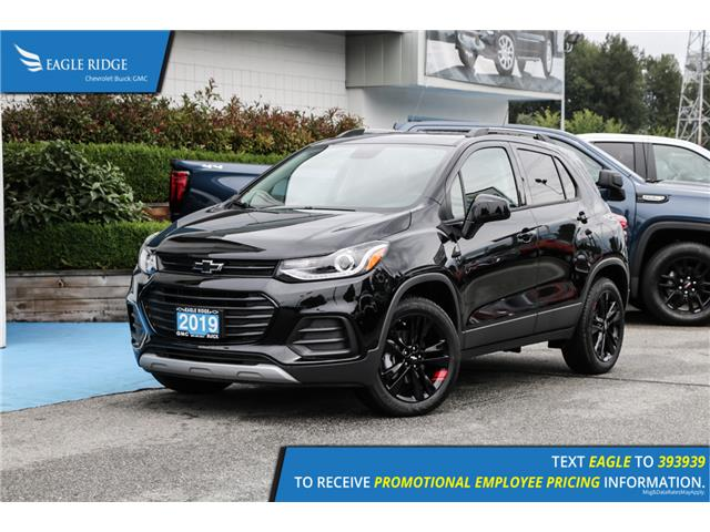 2019 Chevrolet Trax LT (Stk: 94516A) in Coquitlam - Image 1 of 17