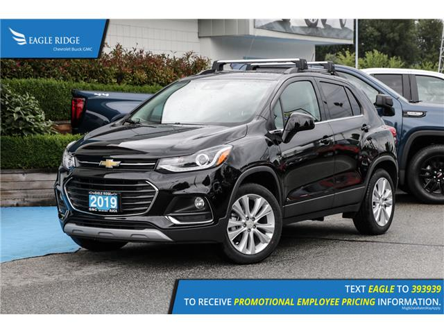 2019 Chevrolet Trax Premier (Stk: 94513A) in Coquitlam - Image 1 of 17