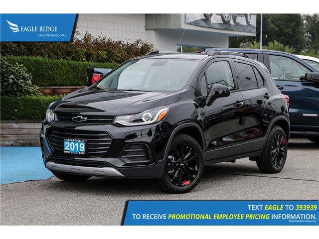 2019 Chevrolet Trax LT (Stk: 94533A) in Coquitlam - Image 1 of 17