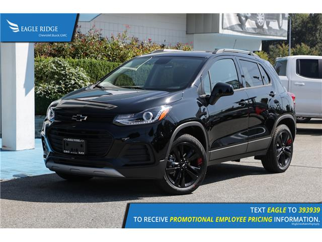 2019 Chevrolet Trax LT (Stk: 94517A) in Coquitlam - Image 1 of 17
