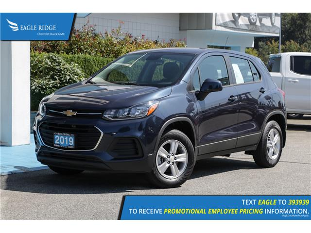 2019 Chevrolet Trax LS (Stk: 94518A) in Coquitlam - Image 1 of 16