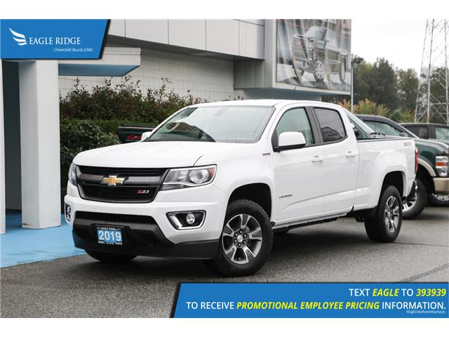 2019 Chevrolet Colorado Z71 (Stk: 96051A) in Coquitlam - Image 1 of 18