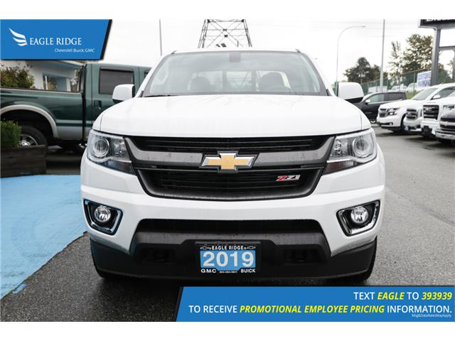 2019 Chevrolet Colorado Z71 (Stk: 96051A) in Coquitlam - Image 2 of 18