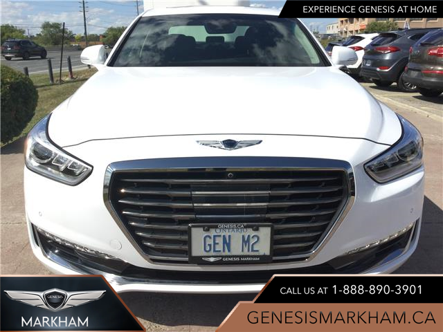 2017 Genesis G90 5.0 Ultimate (Stk: 174141) in Markham - Image 1 of 27