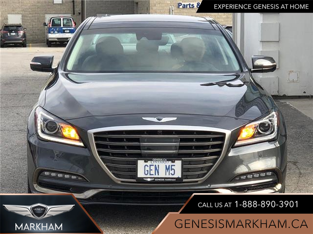 2020 Genesis G80 3.8 Technology (Stk: 194423) in Markham - Image 1 of 24