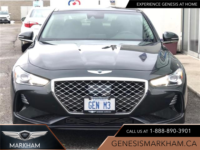 2020 Genesis G70 2.0T Elite (Stk: 194887) in Markham - Image 1 of 22