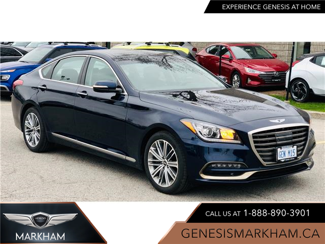 2020 Genesis G80 3.8 Technology (Stk: 195265) in Markham - Image 1 of 24