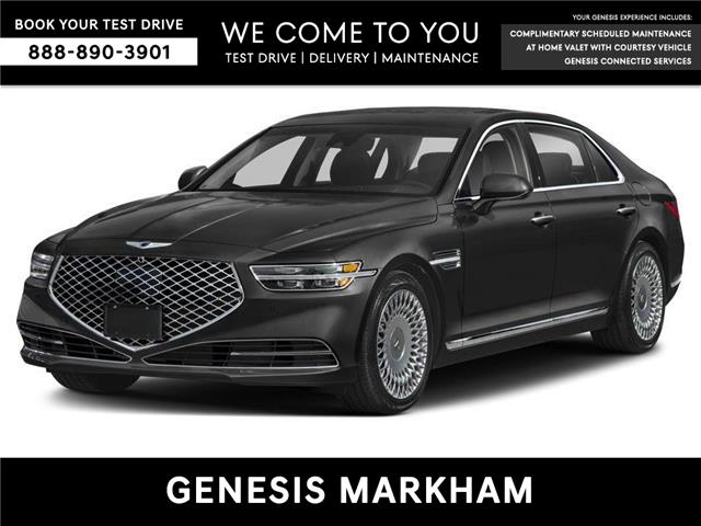 2020 Genesis G90 5.0 Prestige (Stk: 104330) in Markham - Image 1 of 9