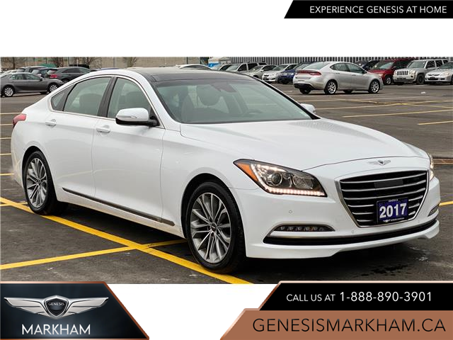 2017 Genesis G80 3.8 Technology (Stk: 8921H) in Markham - Image 1 of 18