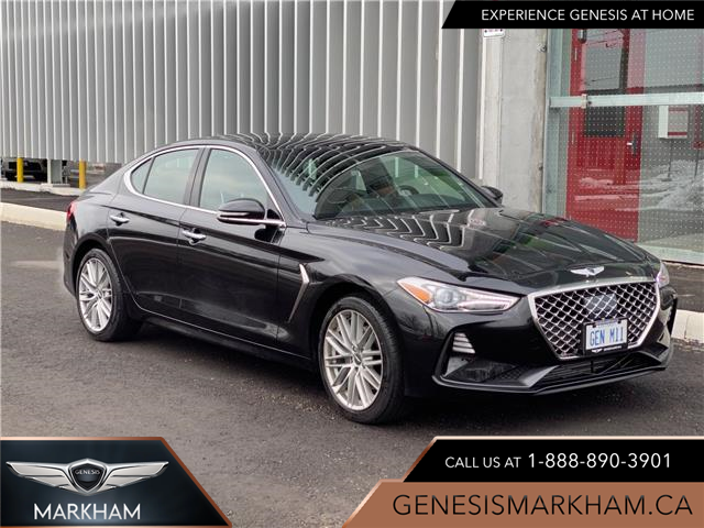 2021 Genesis G70 2.0T Elite (Stk: 105001) in Markham - Image 1 of 20