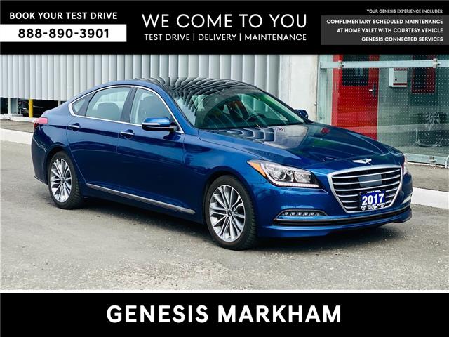 2017 Genesis G80 3.8 Luxury (Stk: 9312H) in Markham - Image 1 of 18
