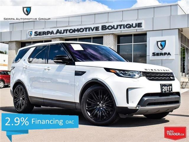 2017 Land Rover Discovery DIESEL Td6 HSE (Stk: P1205) in Aurora - Image 1 of 30