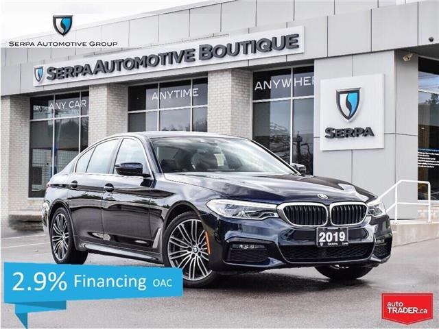2019 BMW 530i xDrive (Stk: P1320) in Aurora - Image 1 of 28