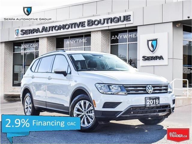 2019 Volkswagen Tiguan Trendline (Stk: P1349) in Aurora - Image 1 of 23