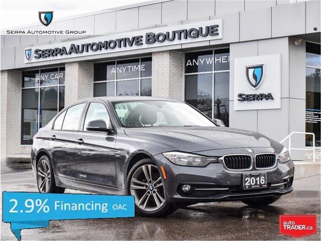 2016 BMW 320i xDrive (Stk: P1366) in Aurora - Image 1 of 26