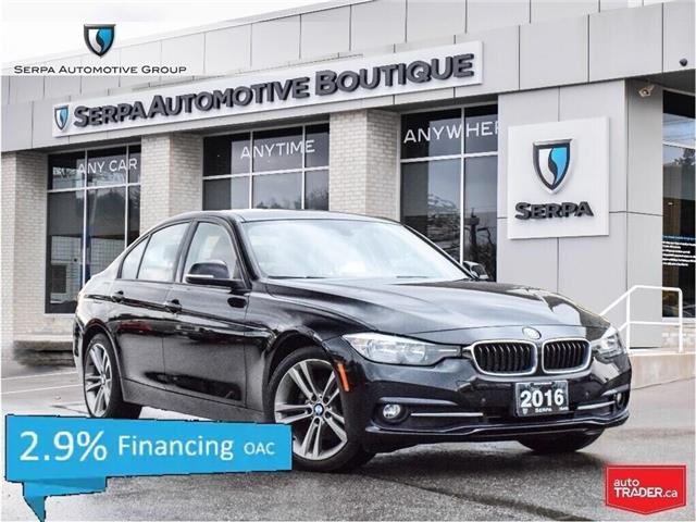 2016 BMW 320i xDrive (Stk: P1367) in Aurora - Image 1 of 25