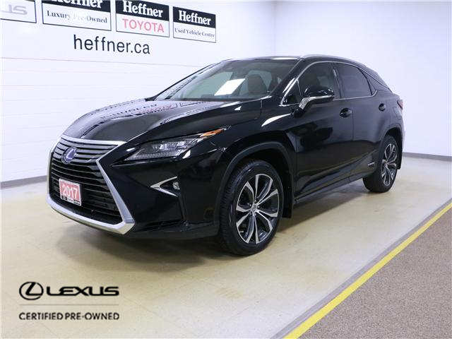 2017 Lexus RX 450h Base (Stk: 197089) in Kitchener - Image 1 of 27