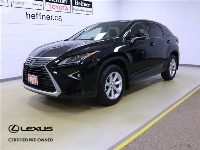 2017 Lexus RX 350 Base (Stk: 197161) in Kitchener - Image 1 of 34