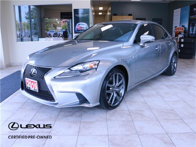 2016 Lexus IS 300 Base (Stk: 197238) in Kitchener - Image 1 of 31
