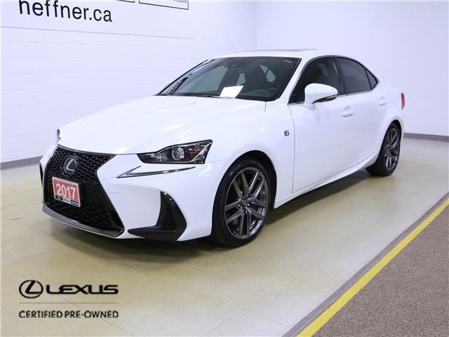 2017 Lexus IS 300 Base (Stk: 197281) in Kitchener - Image 1 of 31