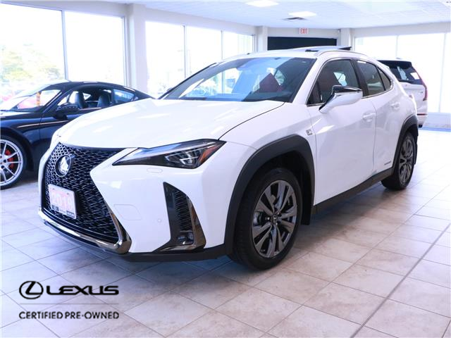 2019 Lexus UX 250h Base (Stk: 197286) in Kitchener - Image 1 of 31