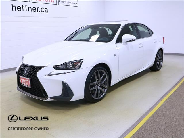 2017 Lexus IS 300 Base (Stk: 197256) in Kitchener - Image 1 of 31