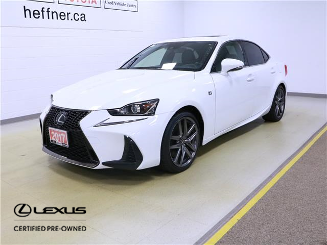 2017 Lexus IS 300 Base (Stk: 197247) in Kitchener - Image 1 of 31