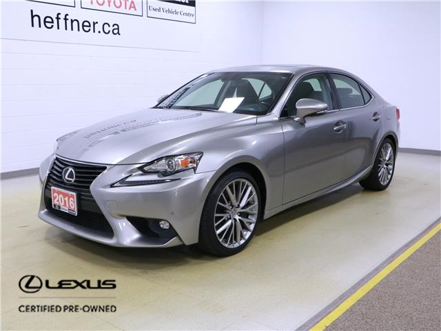 2016 Lexus IS 300 Base (Stk: 197257) in Kitchener - Image 1 of 31