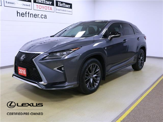 2016 Lexus RX 350 Base (Stk: 197305) in Kitchener - Image 1 of 33