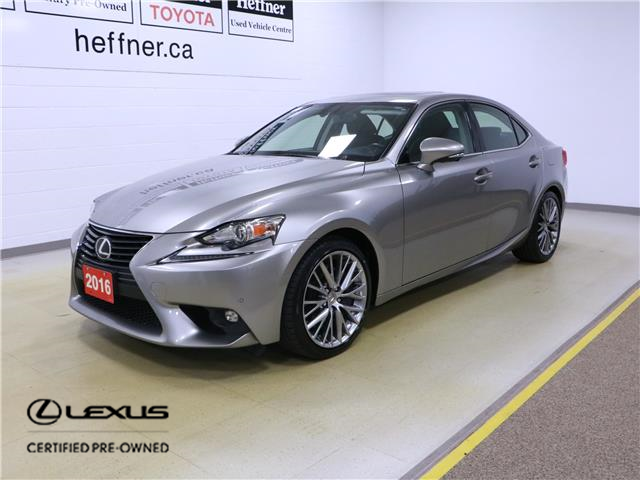 2016 Lexus IS 300 Base (Stk: 197314) in Kitchener - Image 1 of 31