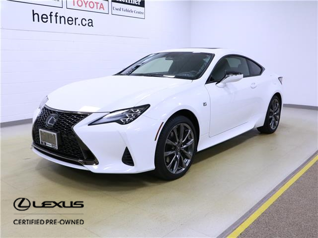 2019 Lexus RC 300 Base (Stk: 197321) in Kitchener - Image 1 of 31