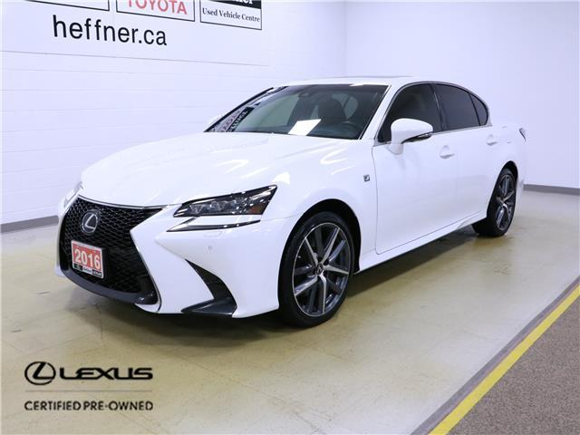 2016 Lexus GS 350 Base (Stk: 197344) in Kitchener - Image 1 of 32
