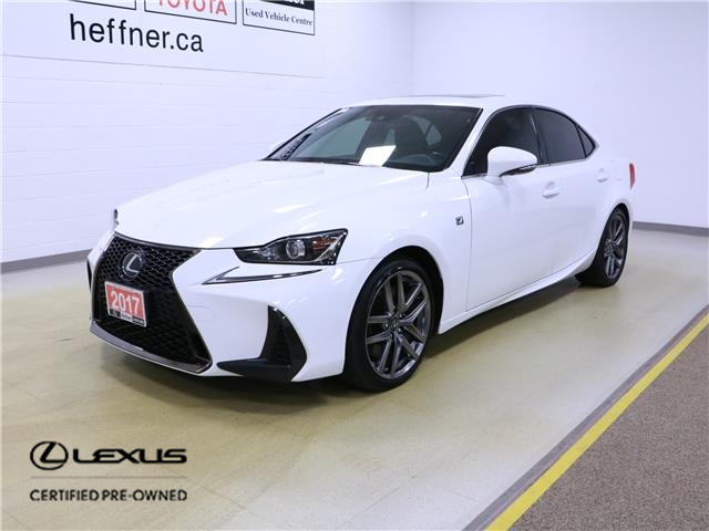 2017 Lexus IS 300 Base (Stk: 197268) in Kitchener - Image 1 of 31