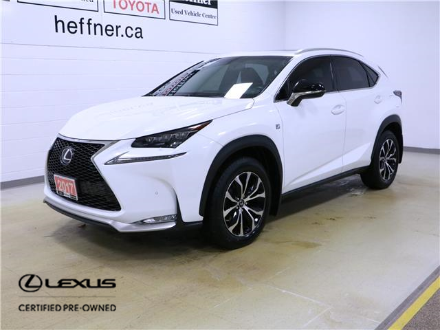 2017 Lexus NX 200t Base (Stk: 197375) in Kitchener - Image 1 of 32