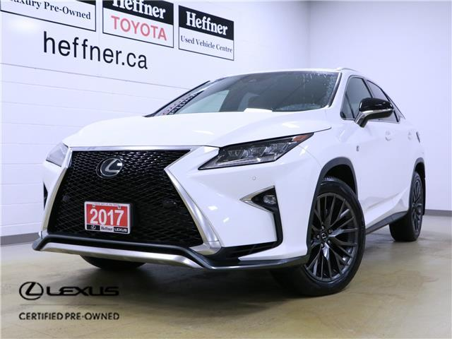 2017 Lexus RX 350 Base (Stk: 207016) in Kitchener - Image 1 of 26