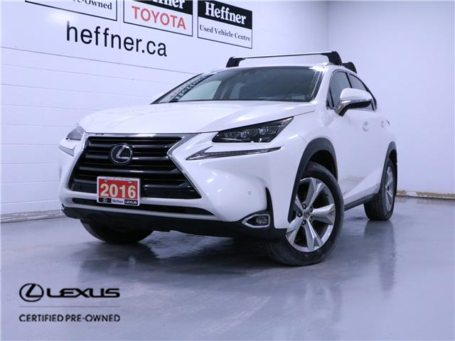 2016 Lexus NX 200t Base (Stk: 207027) in Kitchener - Image 1 of 25