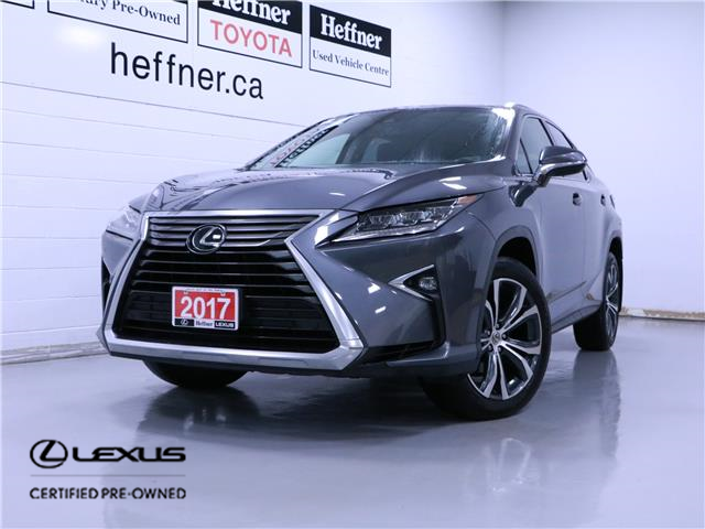 2017 Lexus RX 350 Base (Stk: 207039) in Kitchener - Image 1 of 24