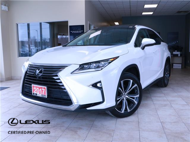 2017 Lexus RX 350 Base (Stk: 207036) in Kitchener - Image 1 of 24