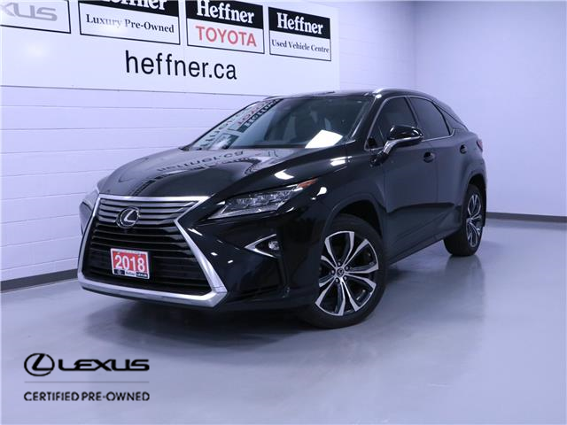2018 Lexus RX 350 Base (Stk: 207054) in Kitchener - Image 1 of 24