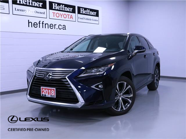 2018 Lexus RX 350 Base (Stk: 207064) in Kitchener - Image 1 of 24