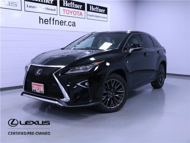 2018 Lexus RX 350 Base (Stk: 207065) in Kitchener - Image 1 of 24