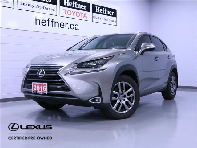 2016 Lexus NX 200t Base (Stk: 207051) in Kitchener - Image 1 of 24